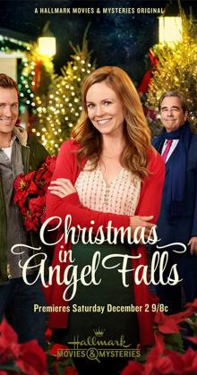 Christmas in Angel Falls (2017)