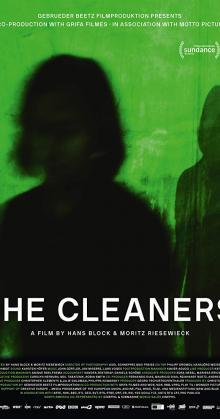 The Cleaners Im Schatten der Netzwelt (2018)