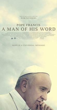 Pope Francis A Man of His Word (2018)