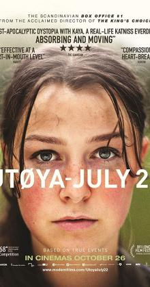 Utøya July 22 (2018)